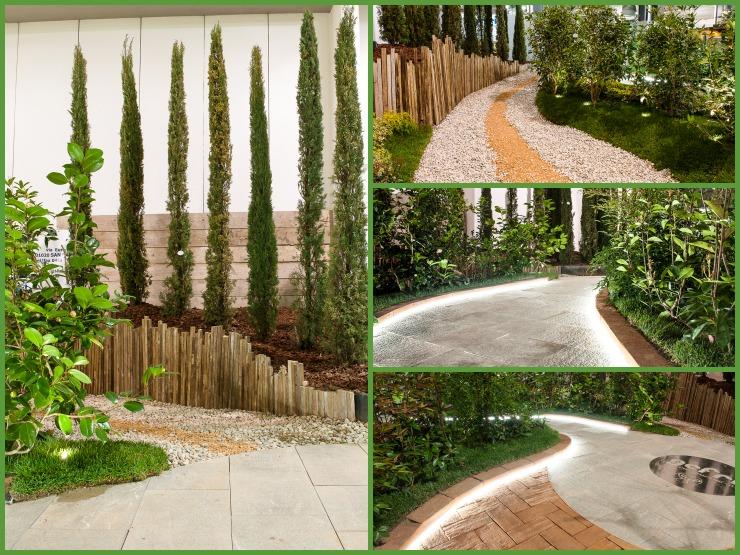 Lavori realizzati stand fiera - Il sole nel giardino ...